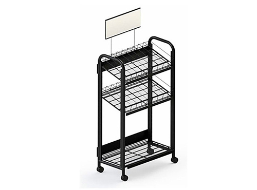 RXY-WIRE SHELVES DISPLAY